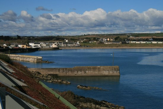 Cliff House Hotel: Ardmore bay