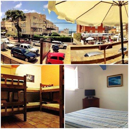 TAS D VIAJE Hostel - Surfcamp - Suites: Balcón, dorm y suite