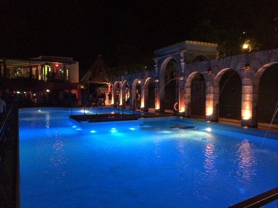 Discoteca Baia Imperiale: Piscina