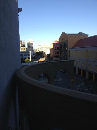 The Westin San Diego Gaslamp Quarter : Window View