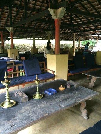 Kandy Samadhi Centre: Main area