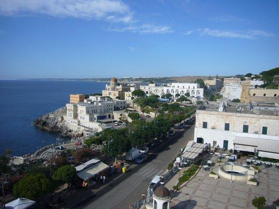 Grand Hotel Mediterraneo: Vista camera Est