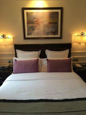 Hotel Keppler: Bed