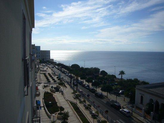 Grand Hotel Mediterraneo: Vista camera Nord