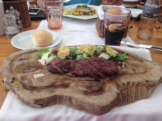 Restaurant Bugenvila : Black angus