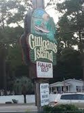 Gilligan's Island Funland Golf