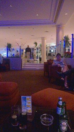 Hilton Hurghada Plaza: recepcja hotelowa