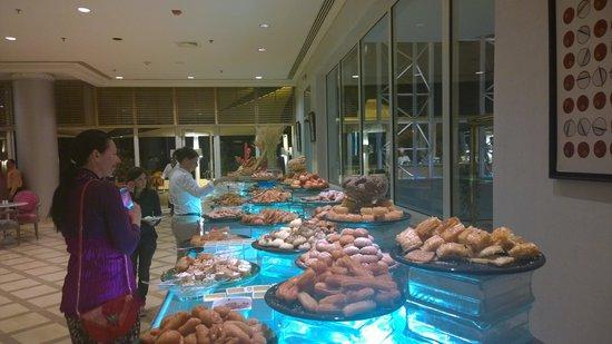Hilton Hurghada Plaza: Restauracja