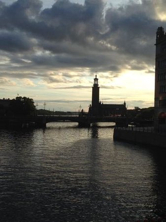 Radisson Blu Waterfront Hotel: Stockholm City Hall