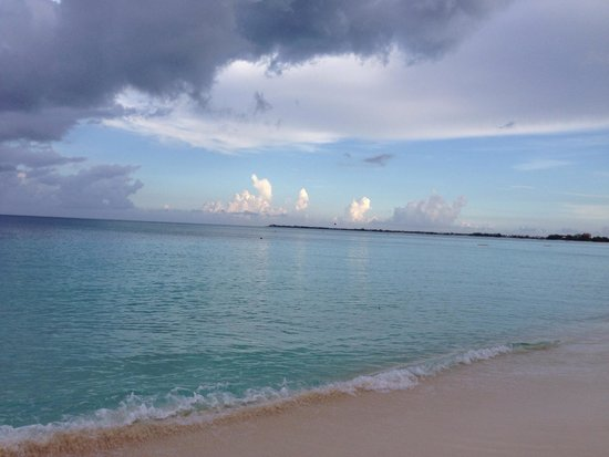 The Ritz-Carlton, Grand Cayman: The beach