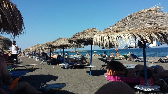 Kamari Beach: Kamari
