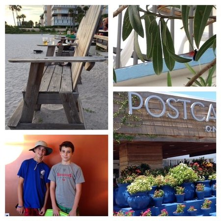 Postcard Inn on the Beach : The many images of PCI