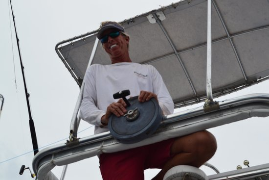 Kingfisher Sportfishing: Rick Flair