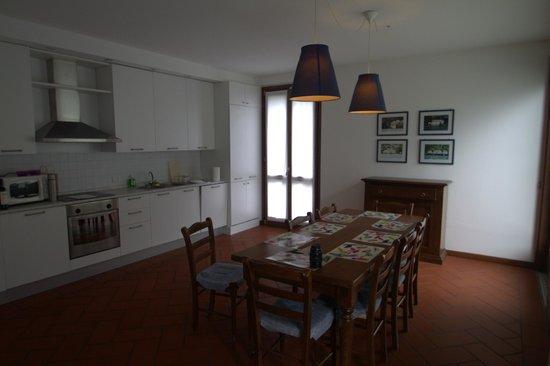 Casa Lory: Кухня