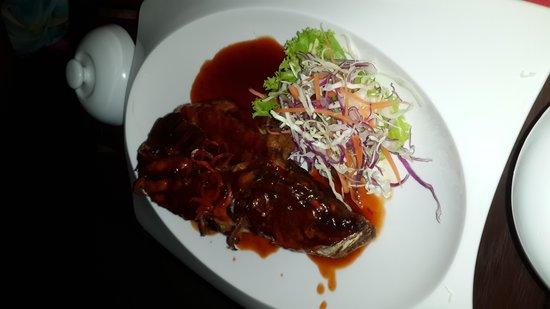 Aonang Villa Resort : tasty food