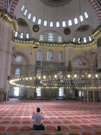 Mezquita de Suleiman o Mezquita de Süleymaniye: Suleymaniye Camii 17