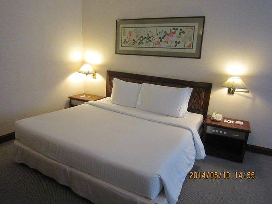 Melia Kuala Lumpur: ベッド