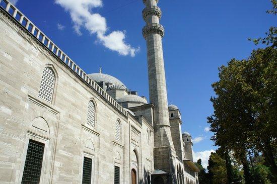 Mezquita de Suleiman o Mezquita de Süleymaniye: Suleymaniye Camii 15