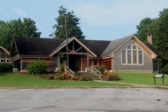 Devils Fork State Park: Park Office