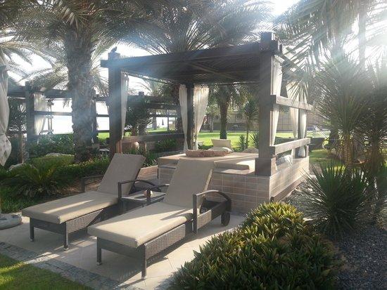 Le Meridien Mina Seyahi Beach Resort and Marina: Relaxation