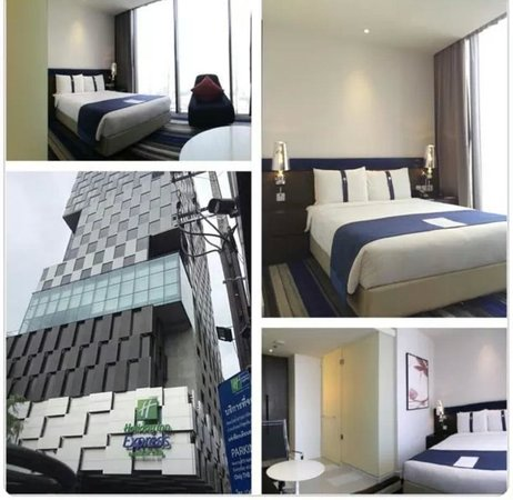 Holiday Inn Express Bangkok Siam : Clean and new