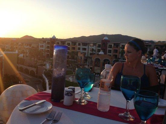 Hacienda Encantada Resort & Residences: View from Risco's