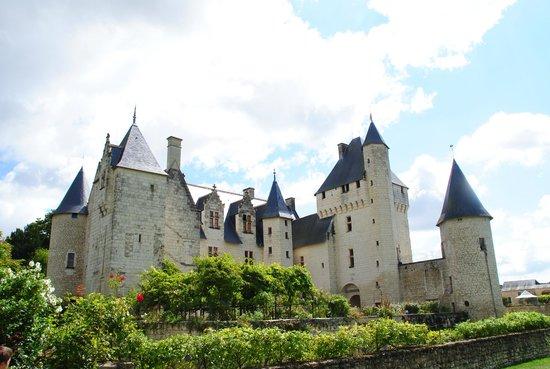 Château du Rivau : Fairy tale castle