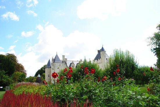 Château du Rivau : Beautiful garden