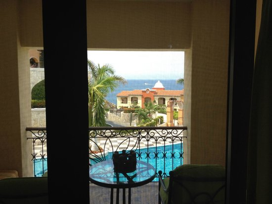 Hacienda Encantada Resort & Spa: View from our 2nd floor room