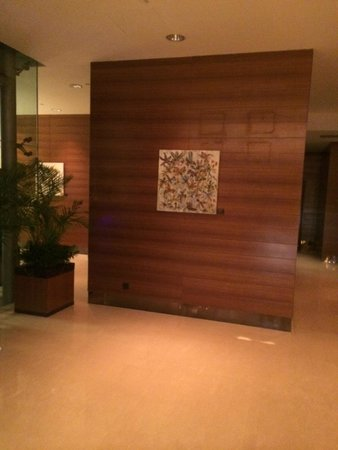 Sofitel Shanghai Hyland : Lobby