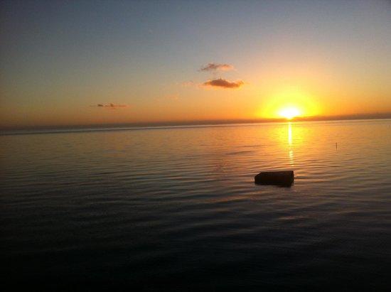 Linareva Moorea Beach Resort: Sunshine