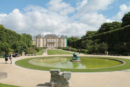 Musée Rodin : Giardini