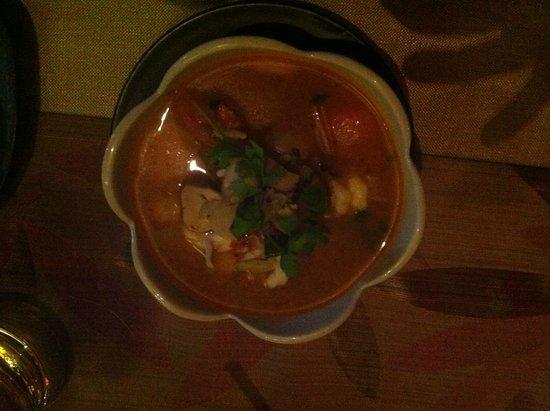 Kob Thai Restaurant: soupe