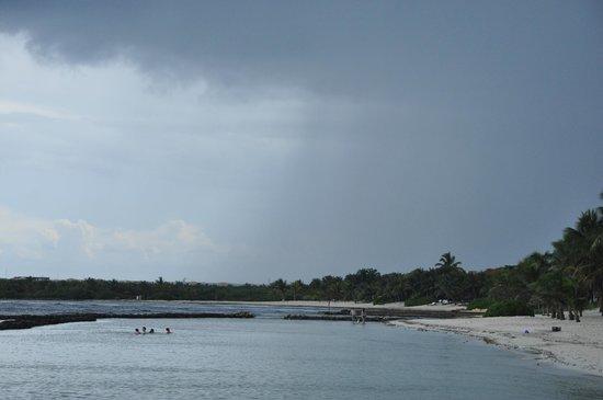 Omni Puerto Aventuras Beach Resort: beachfront
