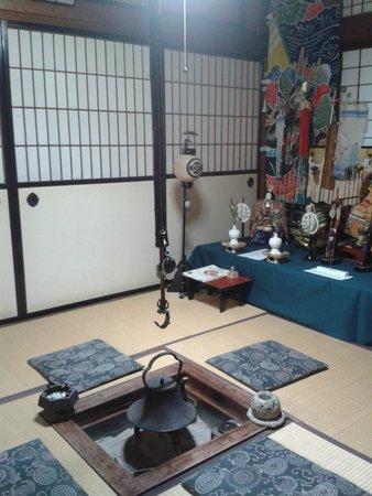 Sumiyoshi Ryokan: Common areas - iriori