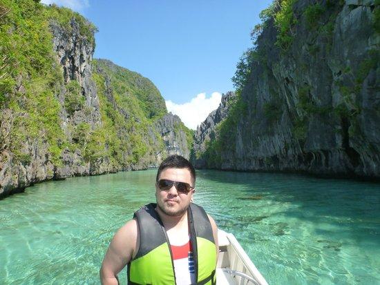 El Nido Resorts Miniloc Island: A must selfie for this spot