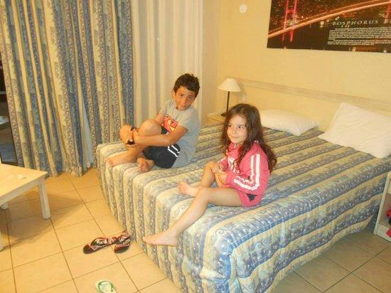 Ephesia Holiday Beach Club: oda