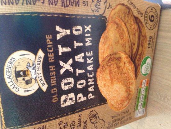 The Boxty House: Boxty Mix