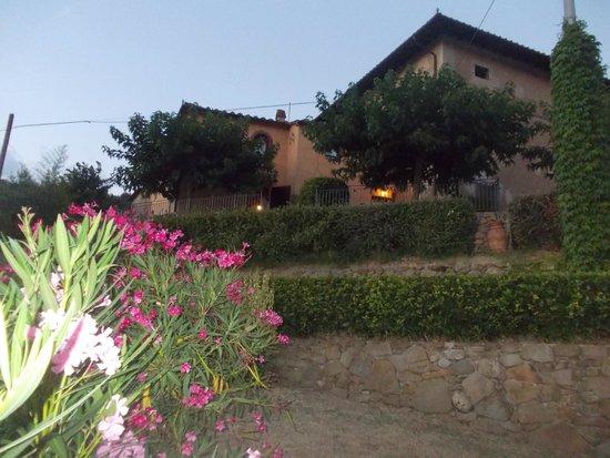 Villa di Papiano: One of the apartments