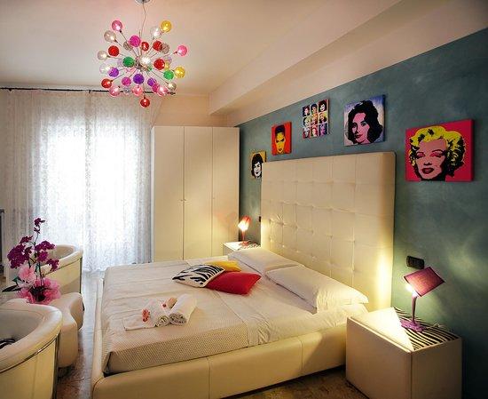 Camera con bagno privato picture of easy dream b b verona