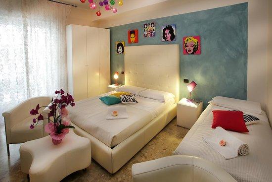 Camera con bagno privato picture of easy dream b&b verona