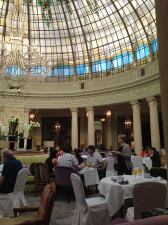 The Westin Palace Madrid : Salle de restaurant