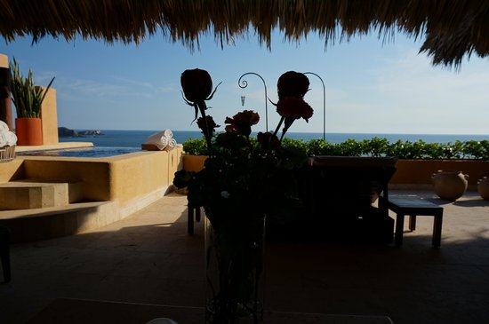 Capella Ixtapa: Outdoor Living Room
