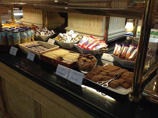 The Westin Palace Madrid : Buffet de petit-déjeuner