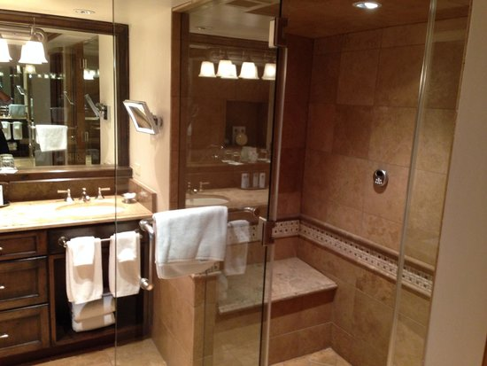 The St. Regis Aspen Resort: Bathroom