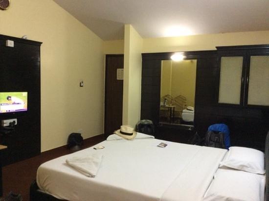 Suhashini Palace : chambre standard