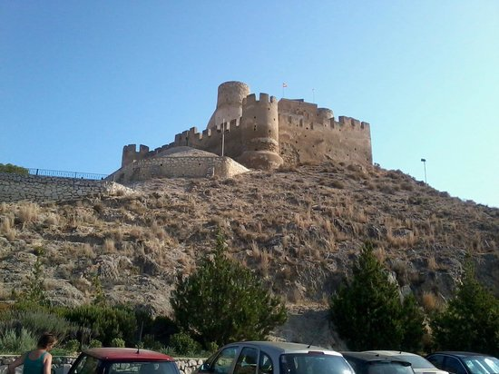 Hotel Villa de Biar: The Castle