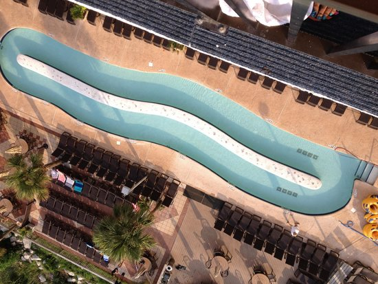 Caribbean Resort And Villas: Lazy river