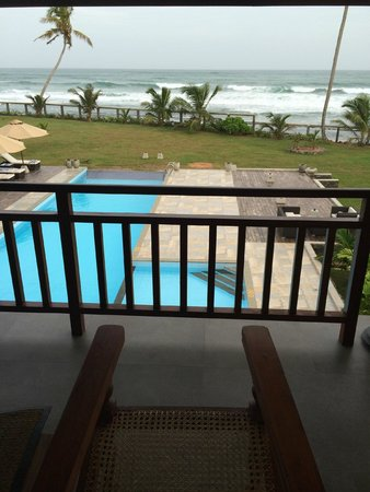 Imagine Villa Hotel: Room with a view!