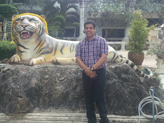 Tiger Cave Temple (Wat Tham Suea) : for a memory